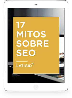 Download Ebook Mitos sobre SEO - Search Engine Optimization - Latigid