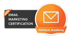 Email Marketing Certification - Hubspot