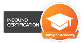 Inbound Marketing Certification - Hubspot