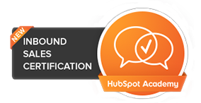 Inbound Sales Certification - Hubspot