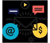 Criar email e workflows que convertem