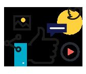 Social Media ou Redes Sociais para atração, geração e fidelização de clientes