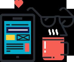 Criação de conteúdos que atraiem novos clientes