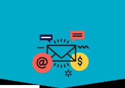 Feche clientes com a utilização de email marketing, workflows e CRM