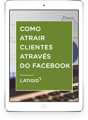 Download Ebook Atrair clientes com o Facebook