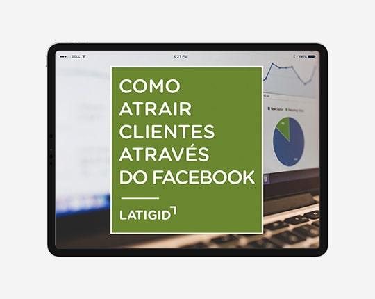 Atrair clientes através redes sociais Facebook